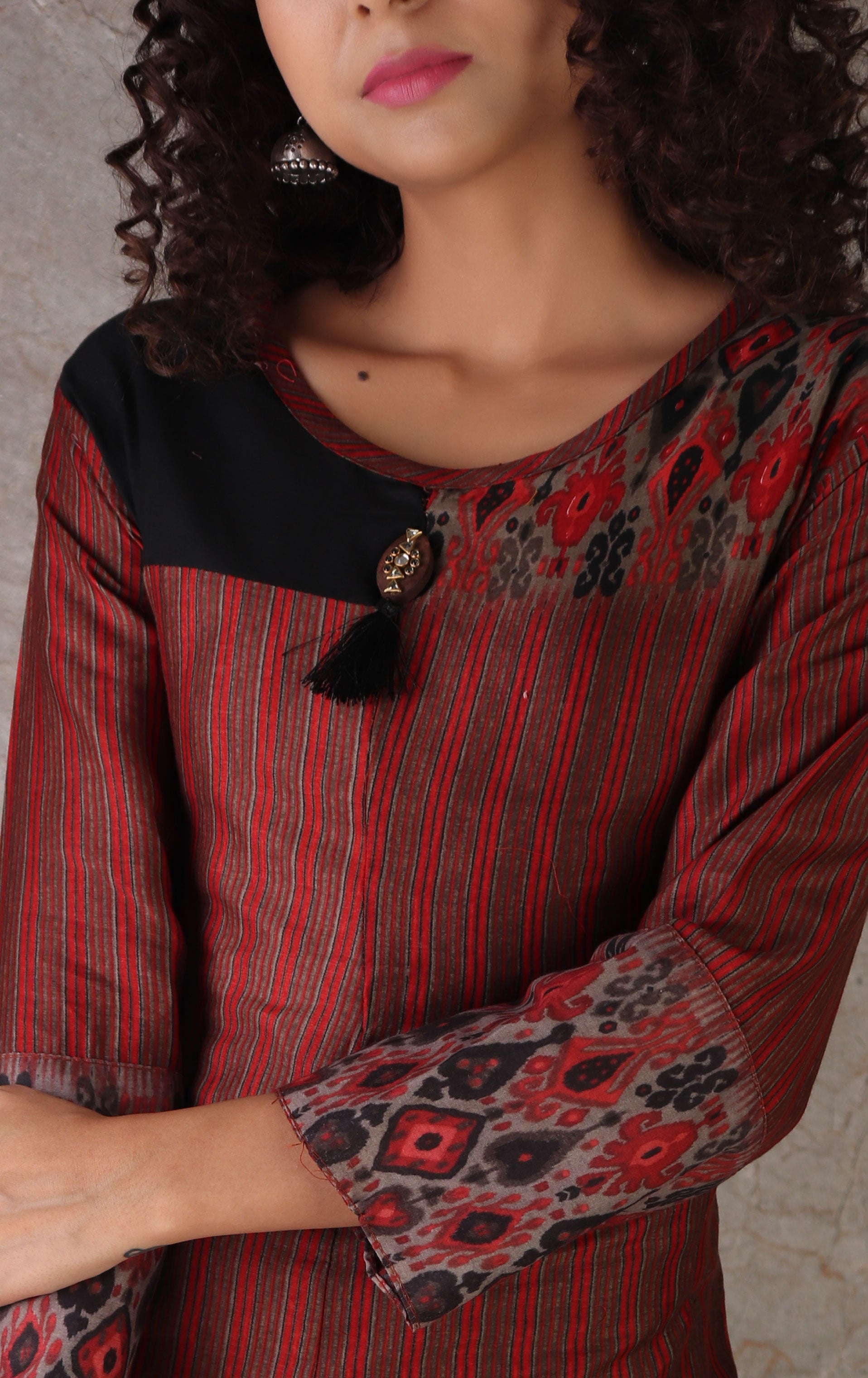 Blissful Beauty Kurti