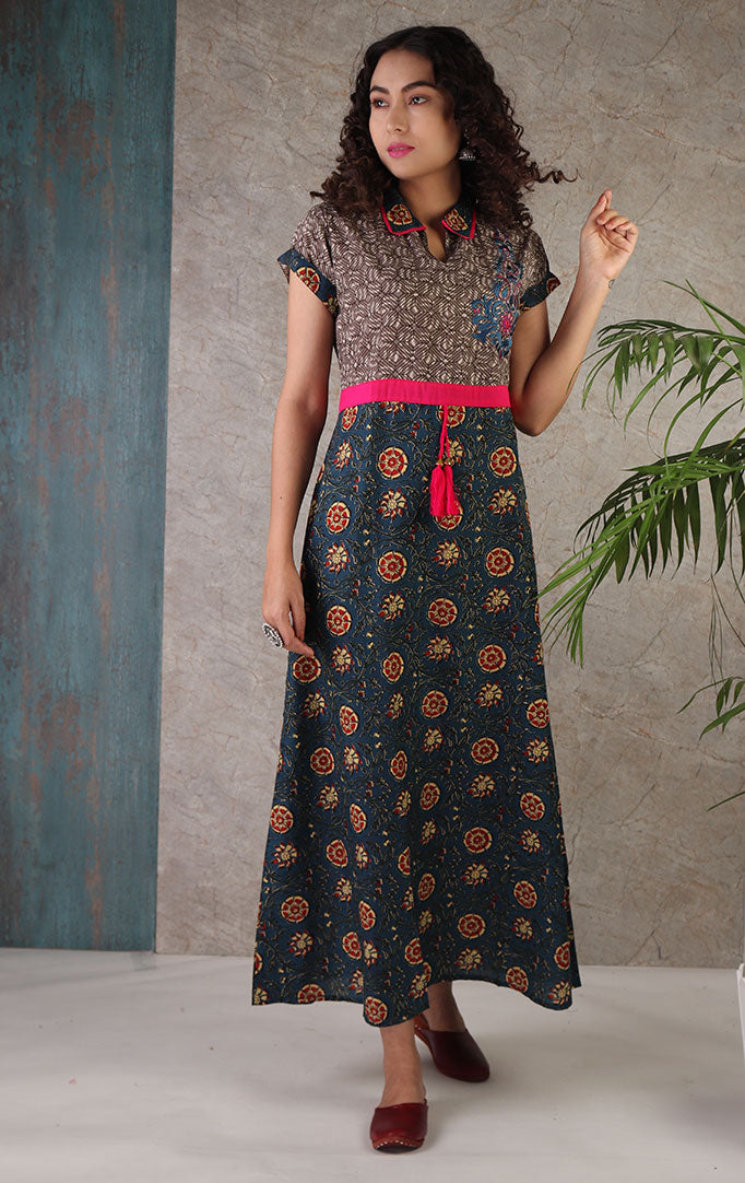 A Perfect Day Out Maxi Dress