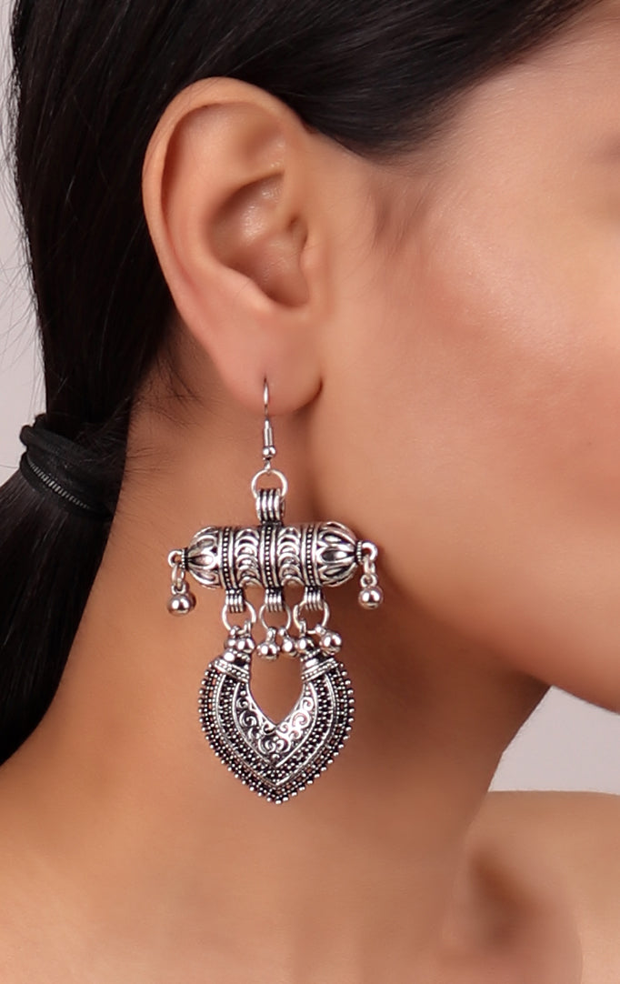 Taveez Statement Earrings