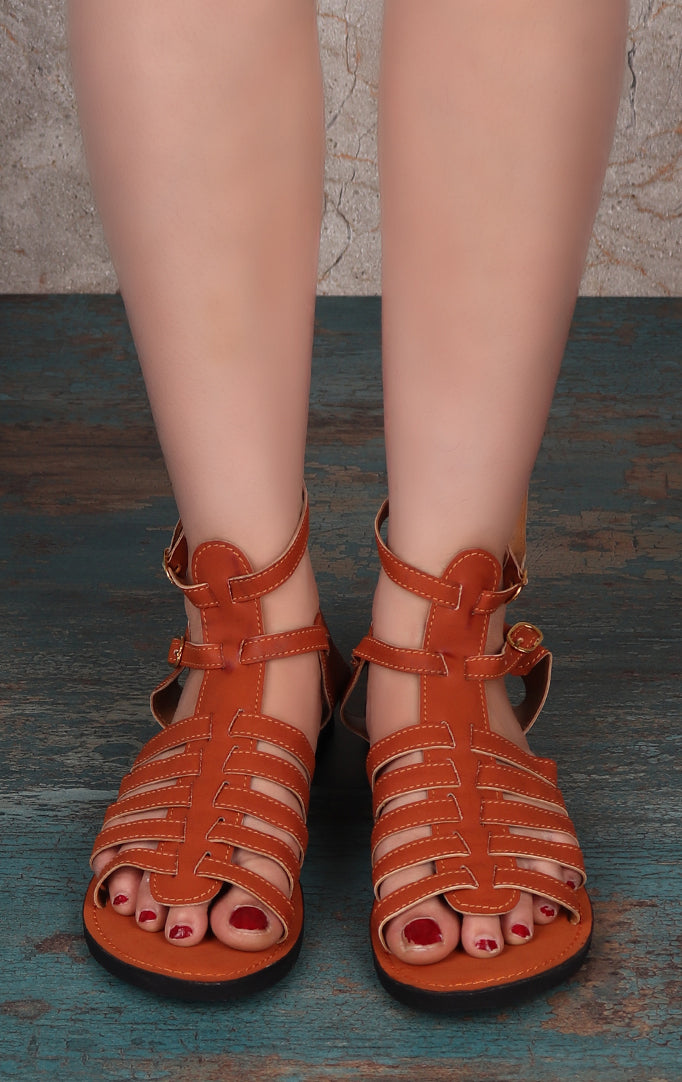 Tan Gladiators