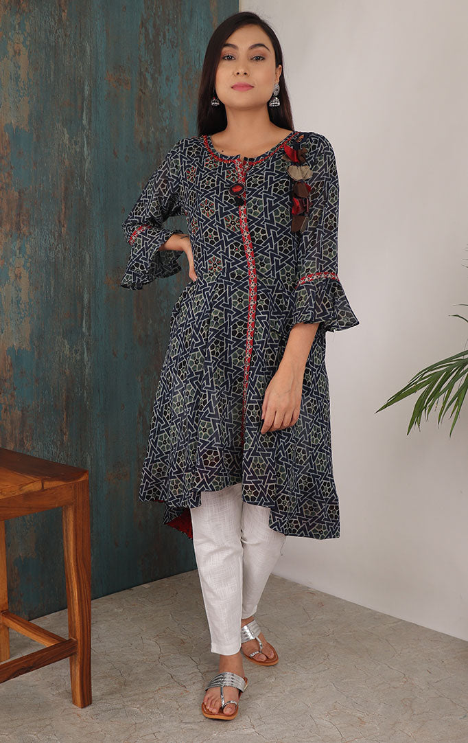 High-Low Kurti