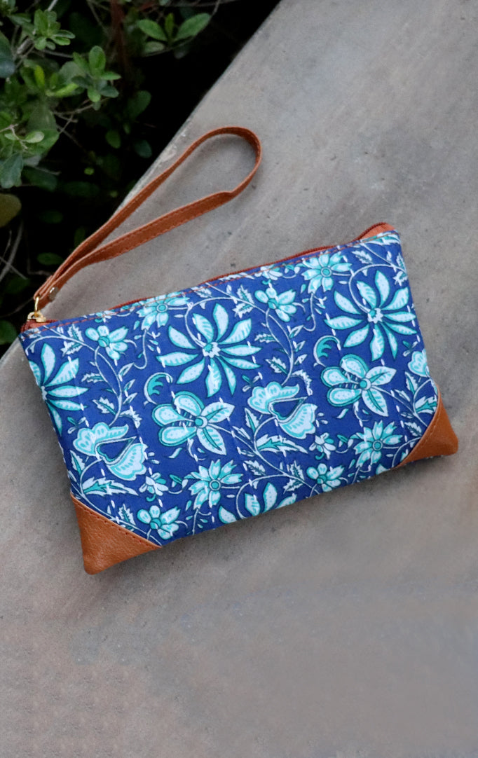 Stow-in-Style Clutch