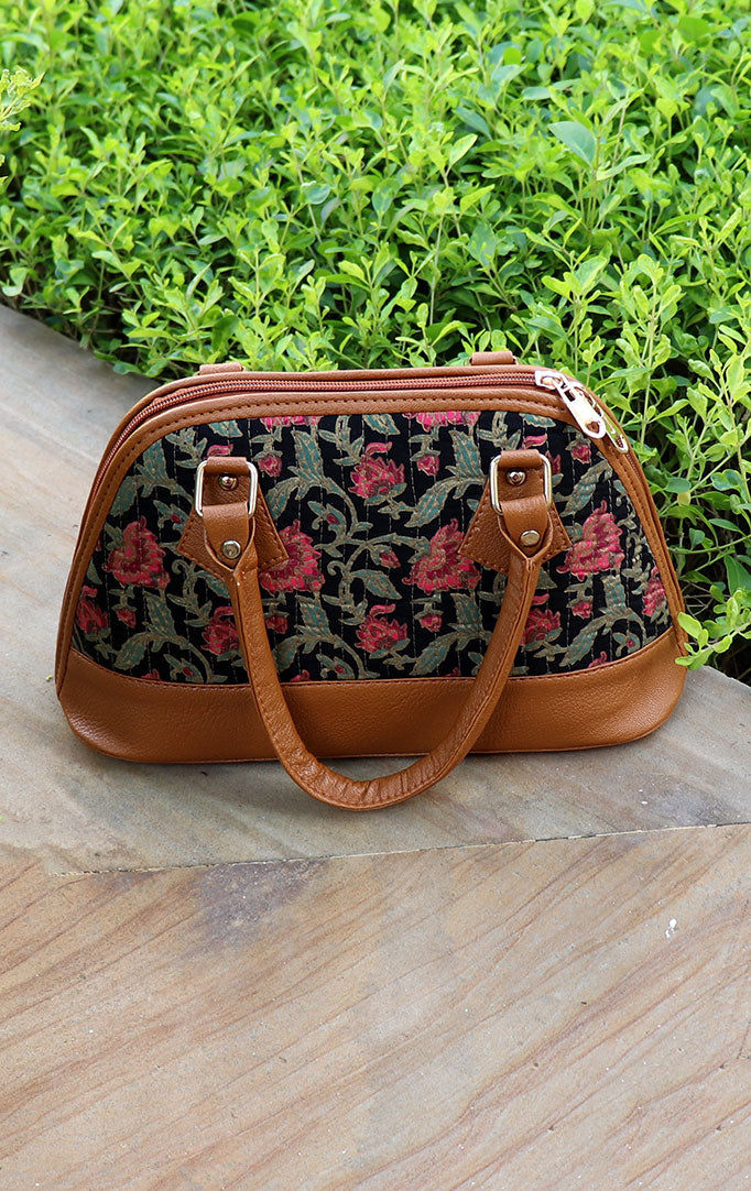 LOTUS LAKE HANDBAG