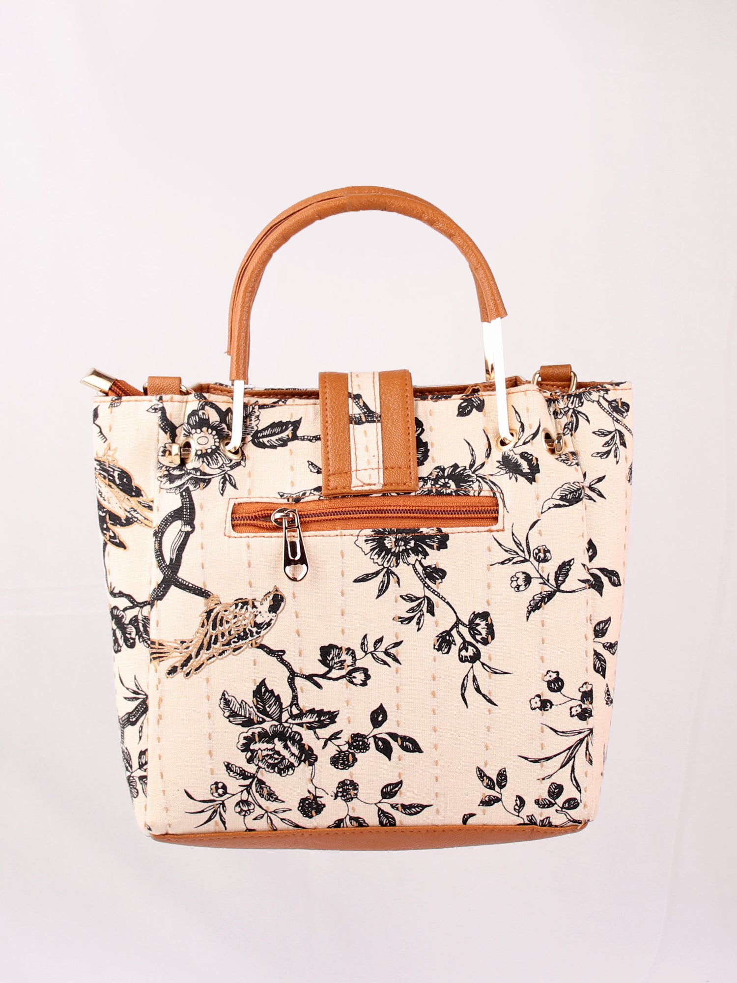 BIRDIES ON BRANCHES HANDBAG