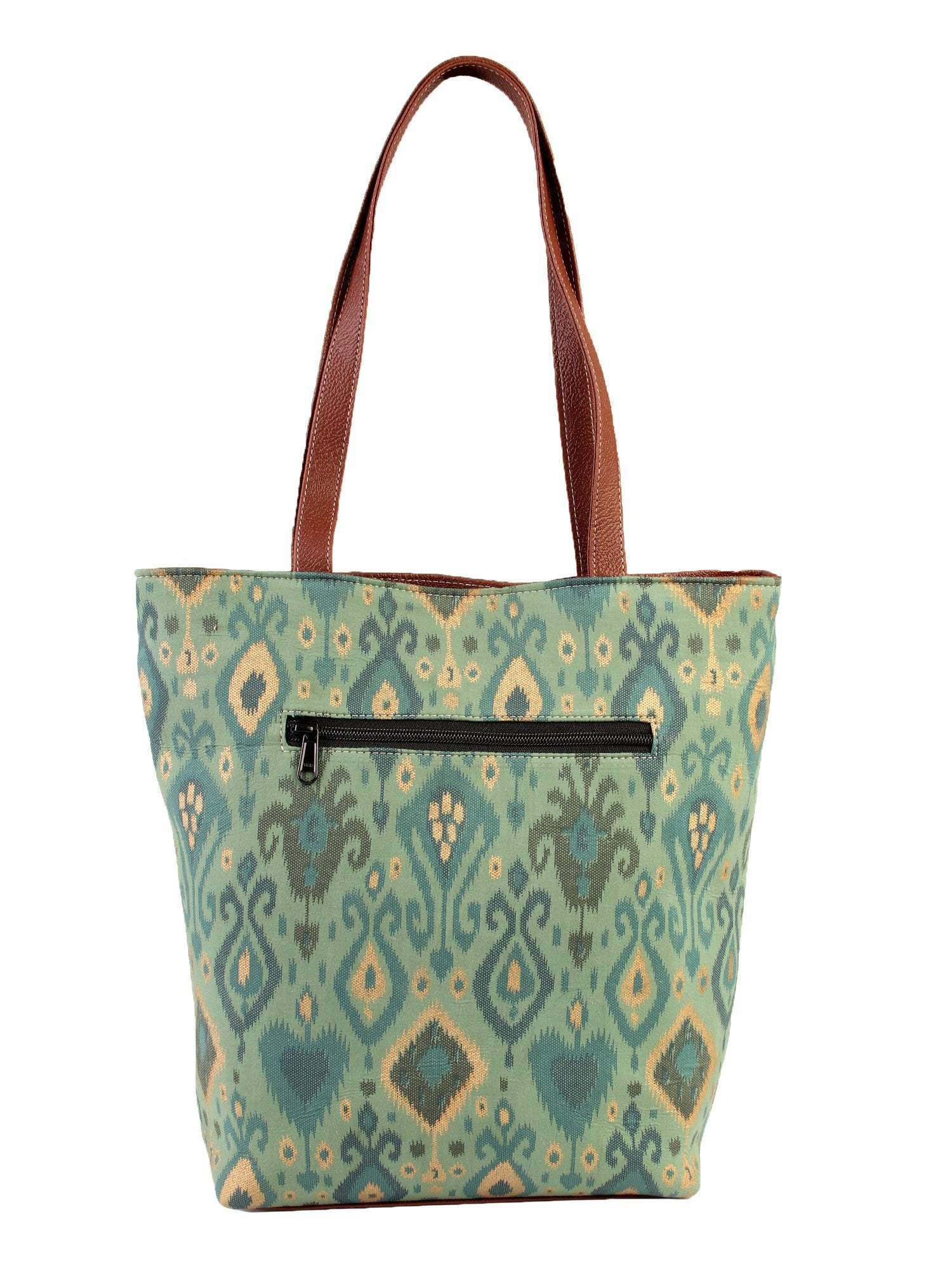 Drippy Printed Tote Bag