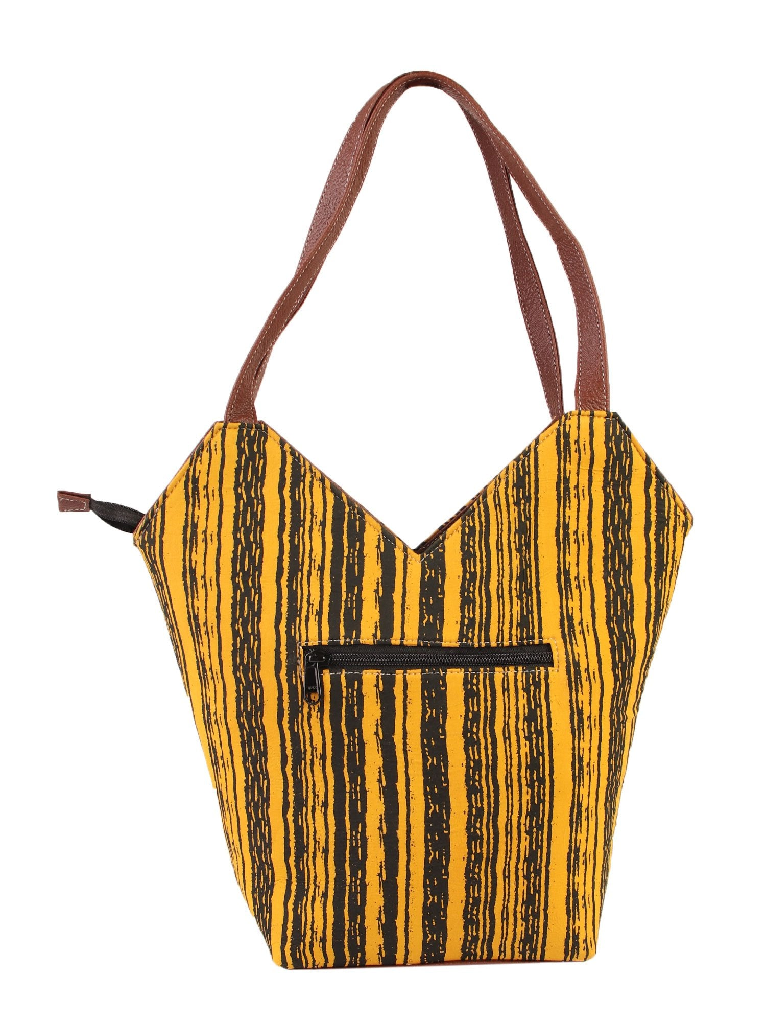 Embroidery Hobo Bag