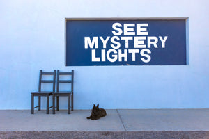 See Mystery Lights | Shelter-At-Home Art Selection