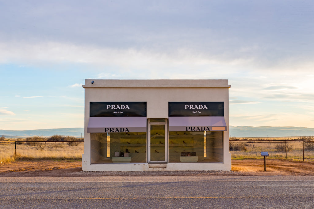 Prada Marfa Afternoon | Shelter-At-Home Art Selection