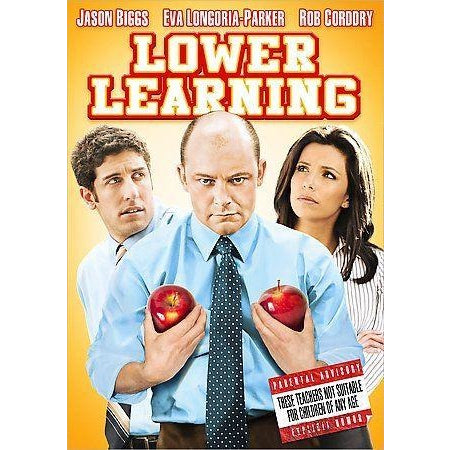 Lower Learning DVD Jason Biggs Eva Longoria Parker Archorbay 2008