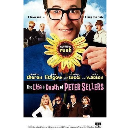 The Life & Death Of Peter Sellers DVD HBO Video 2005