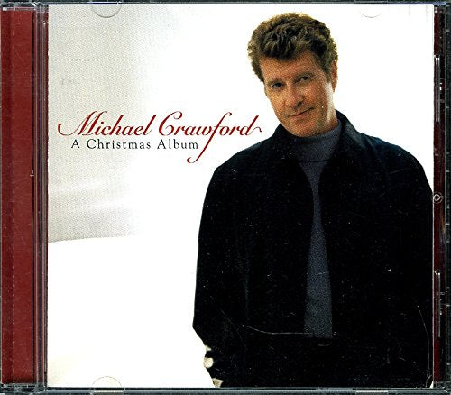 Used Michael Crawford CD A Christmas Album 1999 Atlantic Records