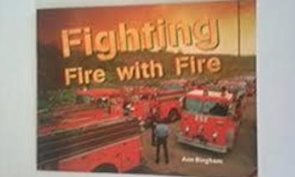Rigby Literacy Fighting Fire with Fire Reader Grade 4 Ann Bingham