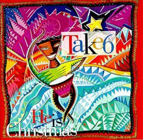 Used Take 6 He is Christmas CD 1991 Reprise Records