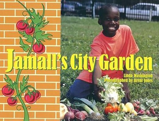 Rigby Literacy Jamall's City Garden Student 16 page Reader Level 11