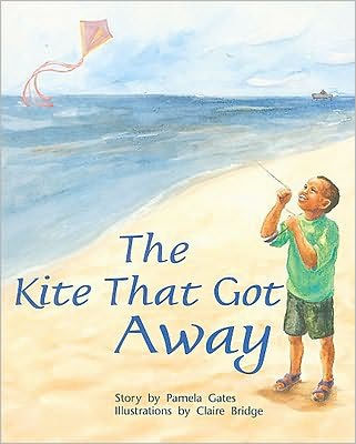 Rigby Literacy The Kite That Got Away Reader Levels 15-16 Pamela Gates