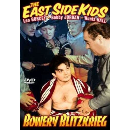 East Side Kids: Bowery Blitzkrieg DVD 2002 Alpha Video
