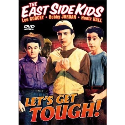East Side Kids: Let's Get Tough DVD 2003 Alpha Video