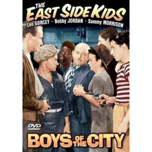 East Side Kids: Boys of The City DVD Alpha Video