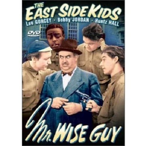 East Side Kids: Mr. Wise Guy DVD 2003 Alpha Video