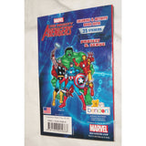 Marvel the Mighty Avengers Iron Man Coloring and Activity Book with Stickers