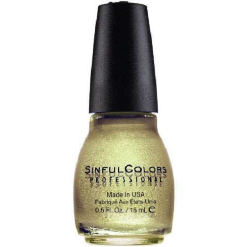 Sinful Colors Professional Nail Polish 1149 MOSS HAVE .5 Fl Oz