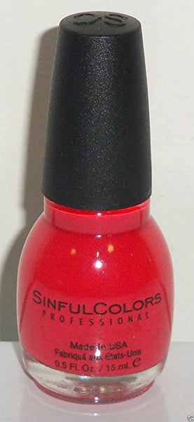 Sinful Colors Professional Nail Polish 1323 LACED UP .5 Fl Oz