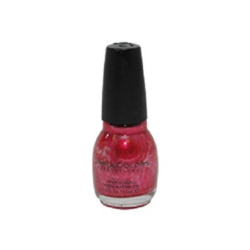 Sinful Colors Professional Nail Polish 1399 RED EYE .5 Fl Oz