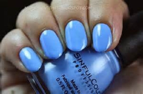 Sinful Colors Professional Nail Polish 1419 HIP TO BE SQUARE .5 Fl Oz
