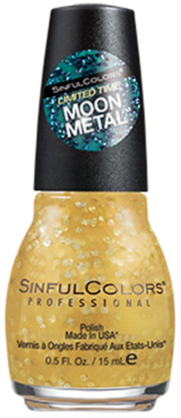 Sinful Colors Professional Nail Polish 2248 Starlight .5 Fl Oz