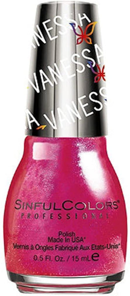 Sinful Colors Nail Polish Vanessa Hudgens 2473 HAND UP