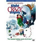 Adam Sandlers Eight Crazy Nights DVD 2-Disc Set Special Edition 2003