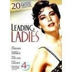 Leading Ladies: 20 Classic Movie Collection 4 Discs DVD Set Mill Creek 2012