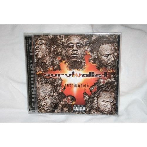 New CD Survivalist Retribution 2004 Slave Entertainment