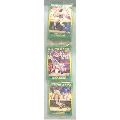 Sealed Pack of 1991 MLB SCORE RISING STAR Baseball Cards 100 Card Set
