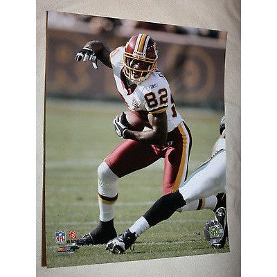 "2007 NFL Licensed Antwaan Randle El #82 Washington Redskins 8""x10"" Photo"