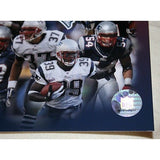 "2007 NFL Licensed New England Patriots Team Full Color 8""x10"" Photo"