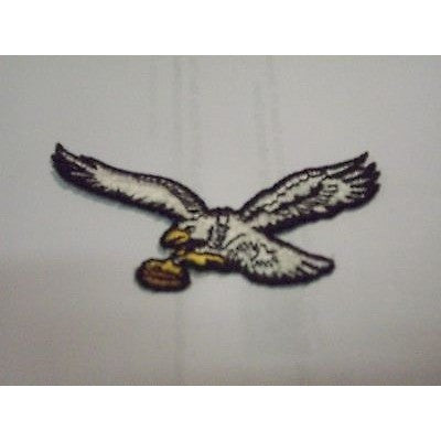 "NFL Philadelphia Eagles 3 5/8"" Eagle Holding Ball Patch"