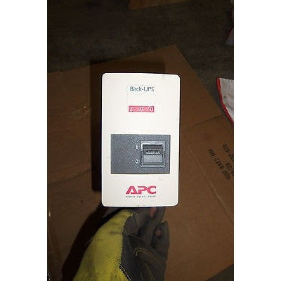 Used APC Back-UPS Pro 650 Uninterrupted Power Supply WITH BATTERY! BK200C No Battery