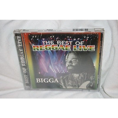 NEW New Sealed CD Best Of Reggae Live 2002 Innerbeat Music