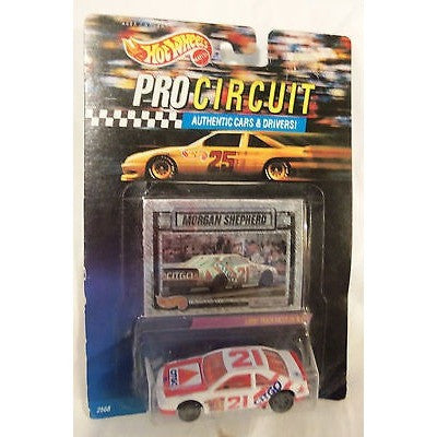 NASCAR #21 Morgan Shepherd CITGO 1992 Hot Wheels Pro Circuit #2568