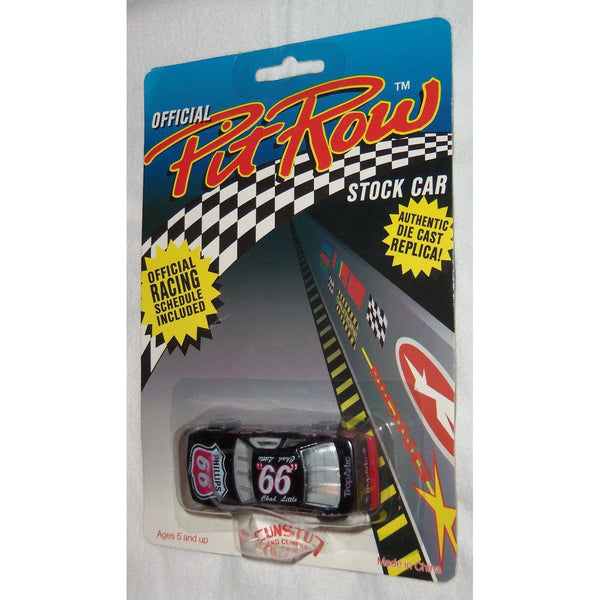 NASCAR 1992 Chad Little #66 PHILLIPS Pit Row Stock Car 1/64 Scale Diecast FUNSTUF