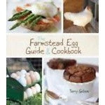 Paperback The Farmstead Egg Guide and Cookbook by Terry Blonder Golson