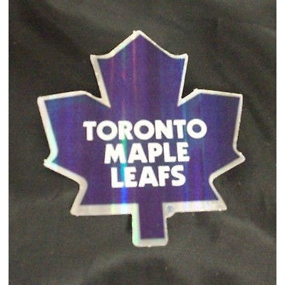 NHL Toronto Maple Leafs Team Logo in Full Color & Shape Sticker #28
