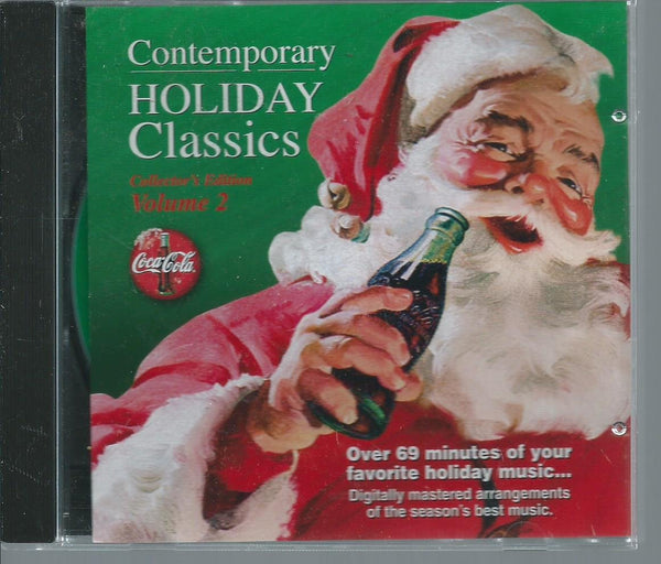 Contemporary Holiday Classics Vol. 2 2002 Speedway CD Used