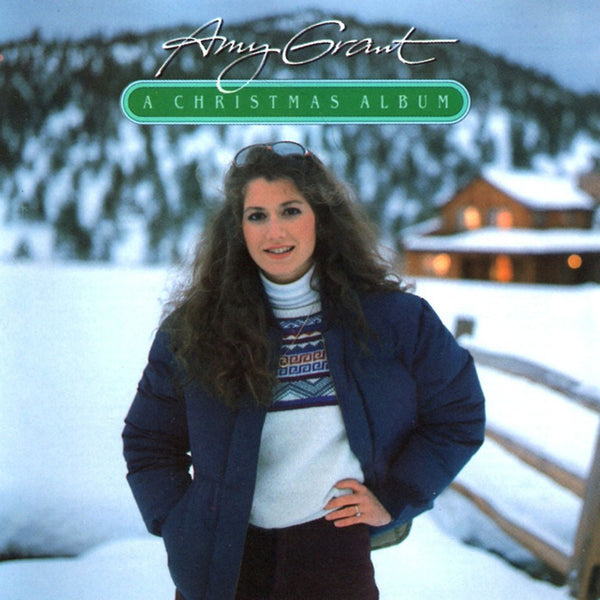 Used Amy Grant Christmas Album CD 1983 AG Productions