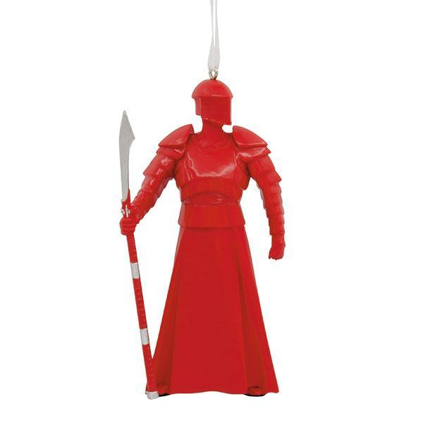 Hallmark 2017 The Last Jedi Elite Praetorian Guard Ornament