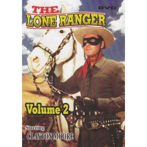 The Lone Ranger DVD Volume 2 Slim Case Digiview Products 2004