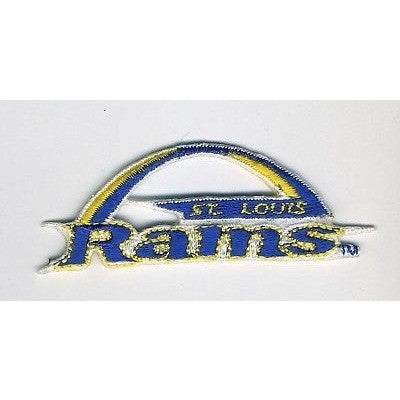 "NFL St. Louis Rams 3"" Gateway Arch Iron-on Patch"