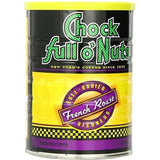 Lot of 2 Cans Chock full o' Nuts Coffee French Roast Dark 10.3oz Best By Date 2019