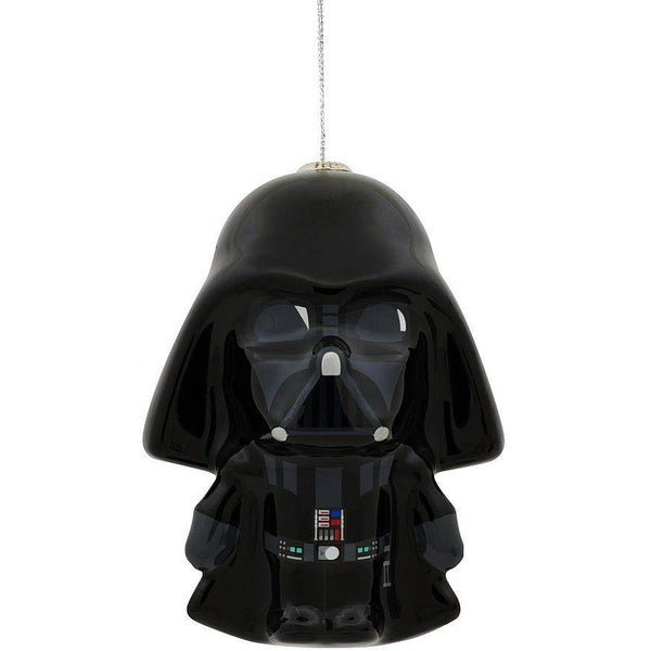 Hallmark Star Wars Darth Vader Kawaii Style Decoupage Christmas Ornament